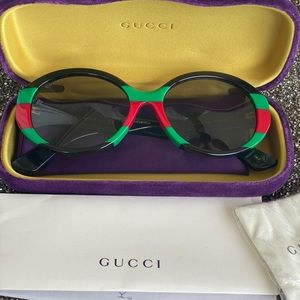 Gucci 57 over size sunglasses 💥🔥💥
